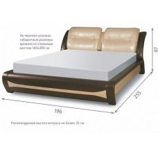 Кровать Марлен Люкс 1600*2000