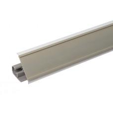 Прозрачный плинтус для столешницы 3050 мм