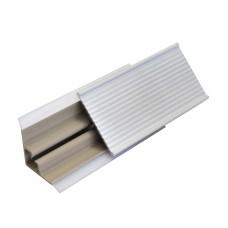 Рифленый плинтус для столешницы 3050 мм