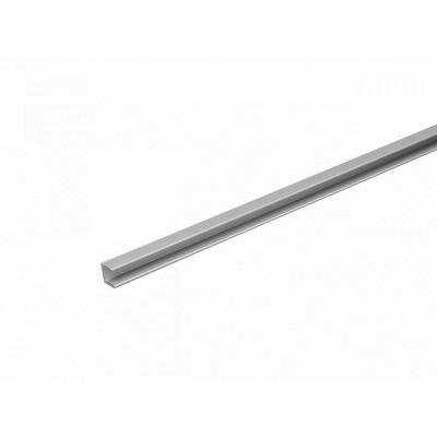 .Планка торцевая для стеновой панели 6 мм мет