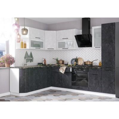 Модульная кухня Бетон