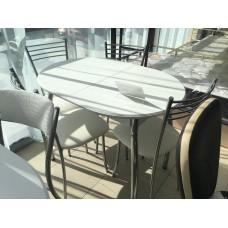 Стол T2030 70*100(140) бьянка