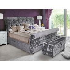 Кровать Агата с Пуфом