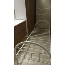 Кровать односпальная металлическая Соната 900*2000