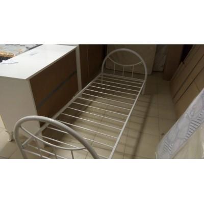 Кровать односпальная металлическая Соната 800*2000
