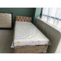 Кровать односпальная 900*2000 с подъемным механизмом