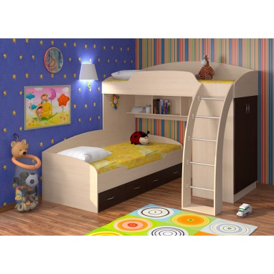 Детский комплекс Соня 1+2