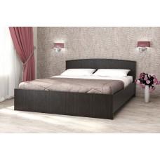 Кровать Кэт-032 ВЕНГЕ 1600х2000