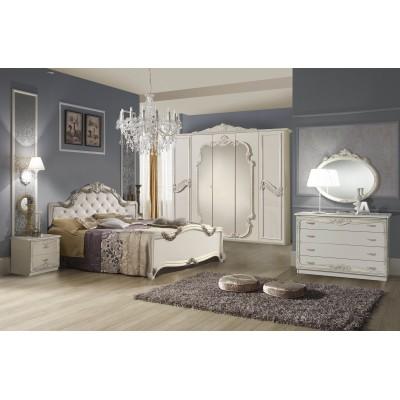 """Комплект мебели для спальни """"Елена золотая патина"""""""