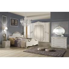 """Комплект мебели для спальни """"Елена белый"""""""