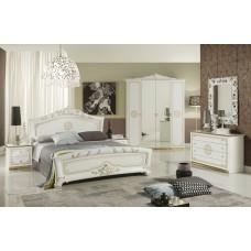 Комплект мебели для спальни Европа золото