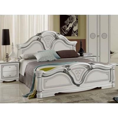 """Кровать """"Грета серебро"""""""